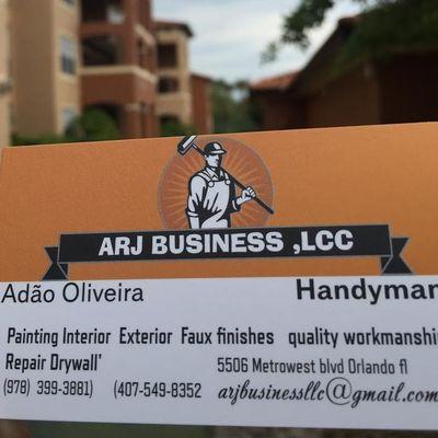 Avatar for Arj Business llc painting Orlando, FL Thumbtack