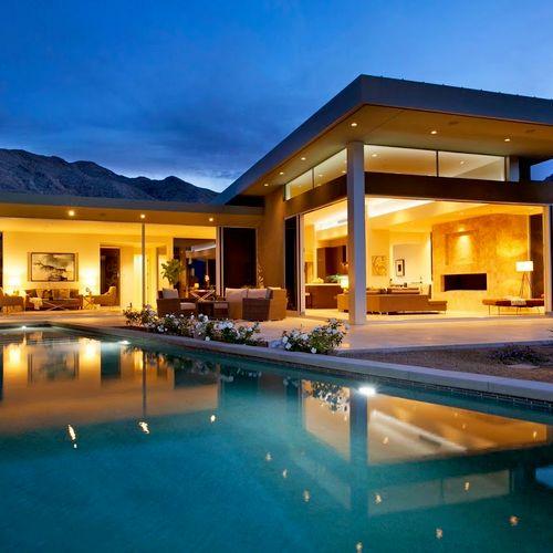 Custom Concrete Job in the Coachella Valley