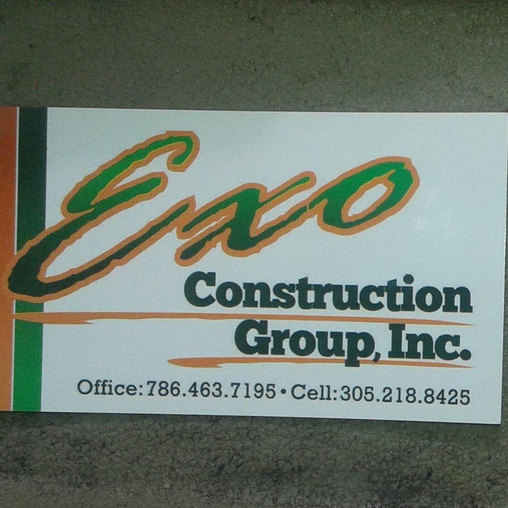Exo Construction Group