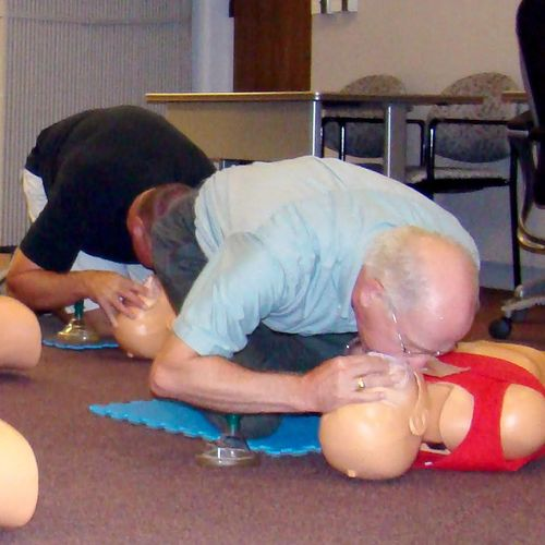CPR Rescue Breathing