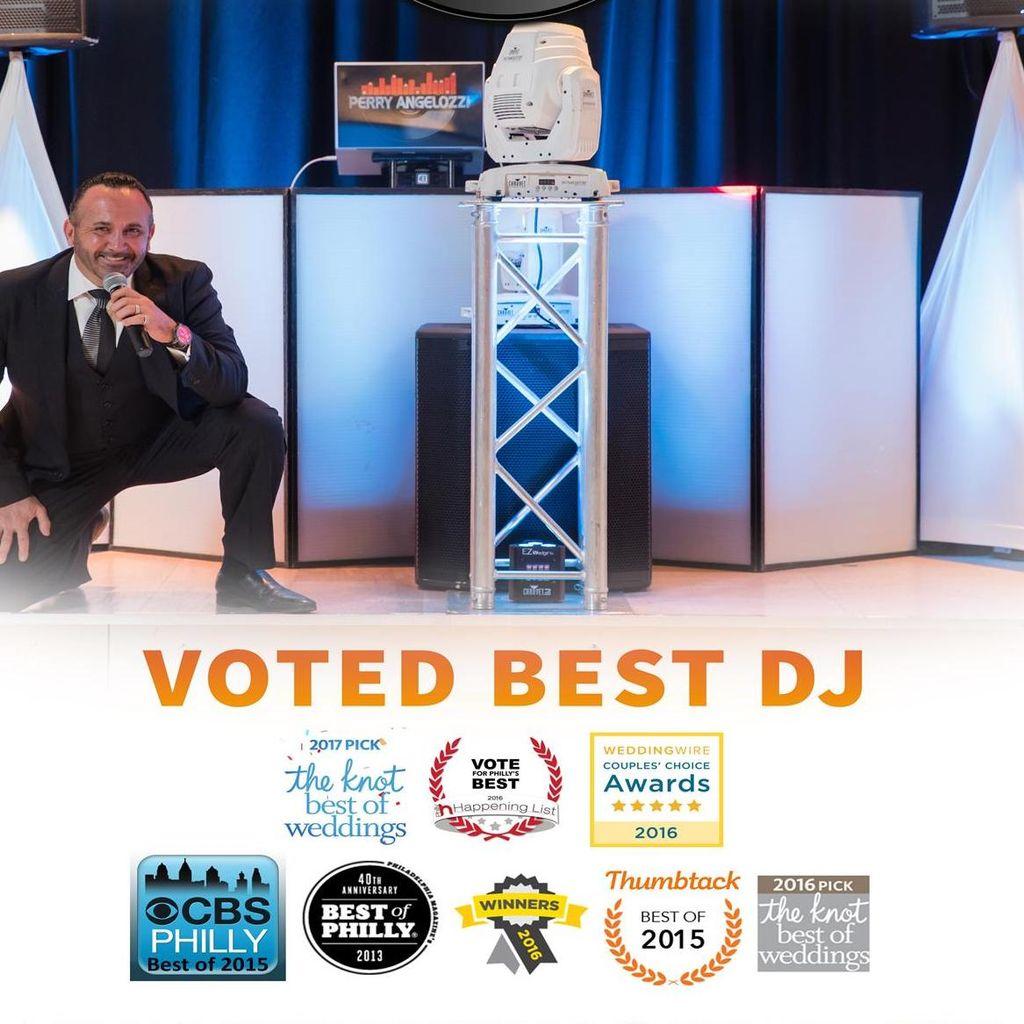 DJ Perry Angelozzi Event Services