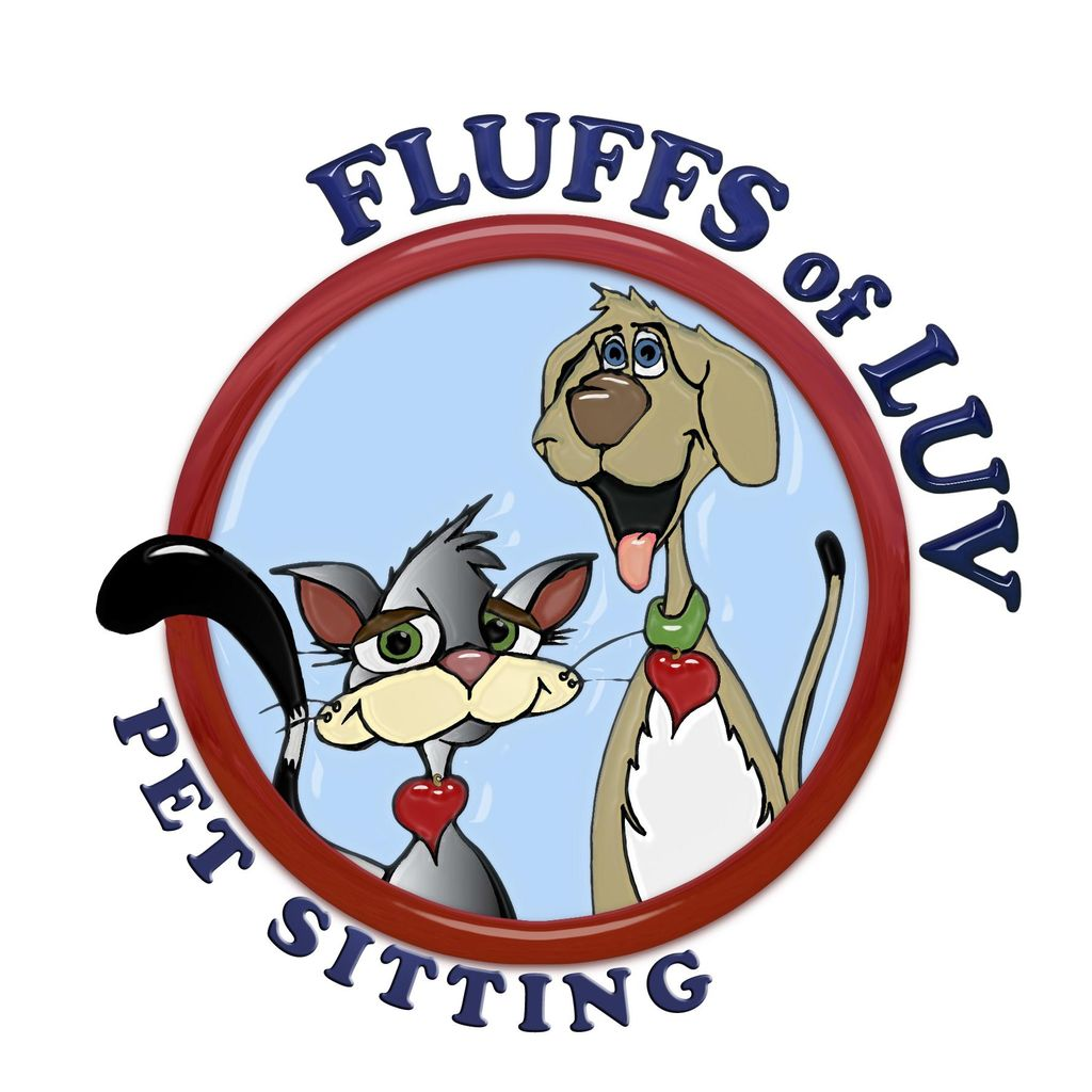 Fluffs of Luv Pet Sitting & Dog Walking Since 2007