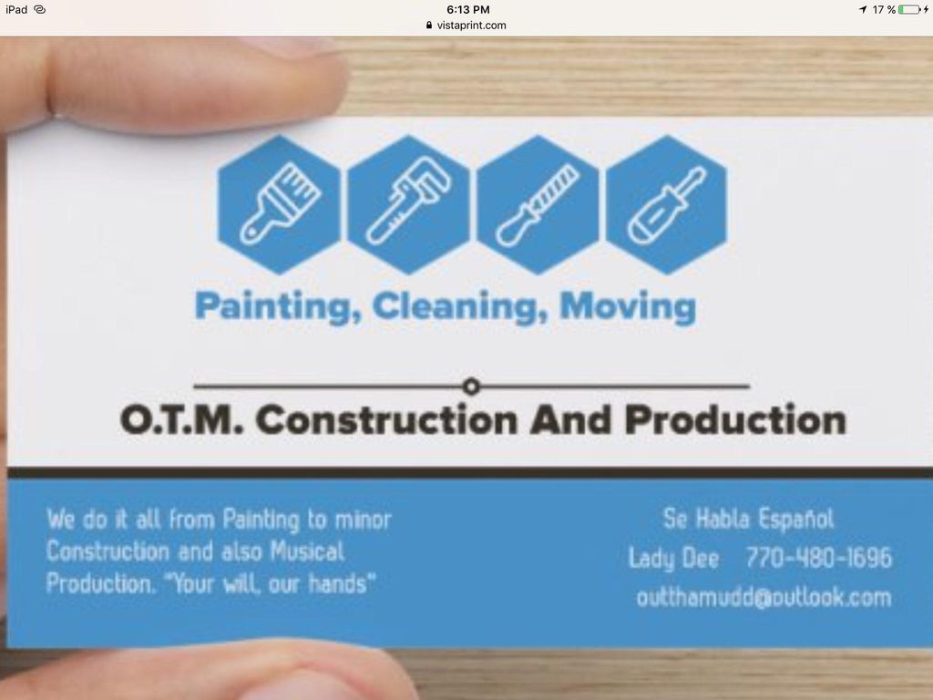 O.T.M. Construction And Production