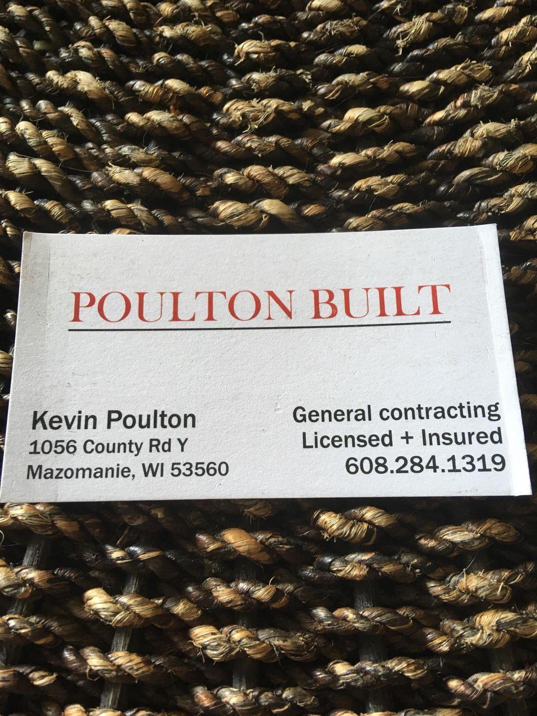 Poulton Built (Kevin)