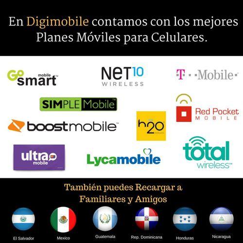 Prepaid Cellphone Plans