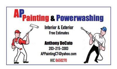 Avatar for AP Painting & Powerwashing LLC