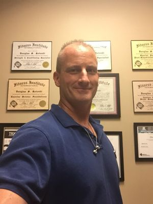 Avatar for Doug Rotondi - CPTS, Master Trainer/Exercise Sp... Manchester, NH Thumbtack