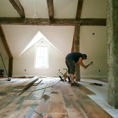 Avatar for Elmer hardwood floor Chelsea, MA Thumbtack