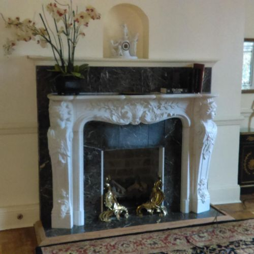 Fireplace is Master