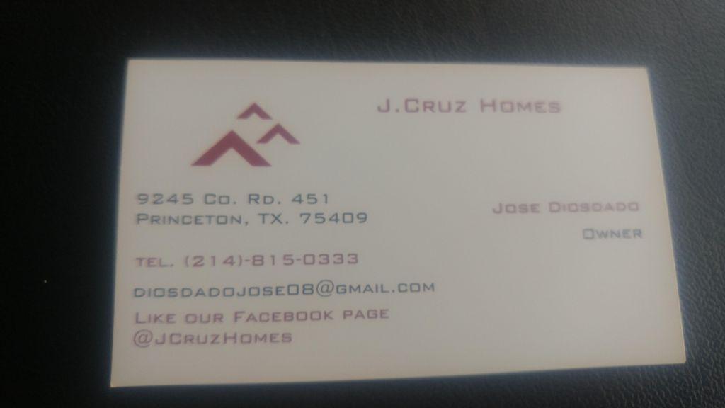 JCruz Homes
