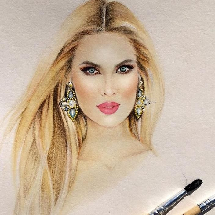 Anastacia Makeup Artist