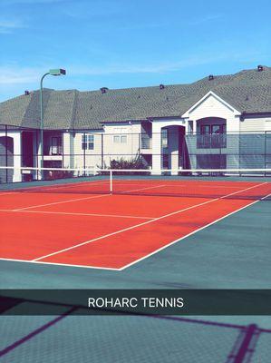 Avatar for Roharc Tennis