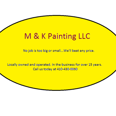 Avatar for M&K Painting