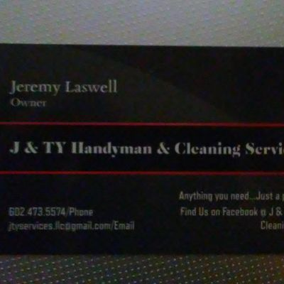 Avatar for J & Ty handeyman & Cleaning Services Phoenix, AZ Thumbtack