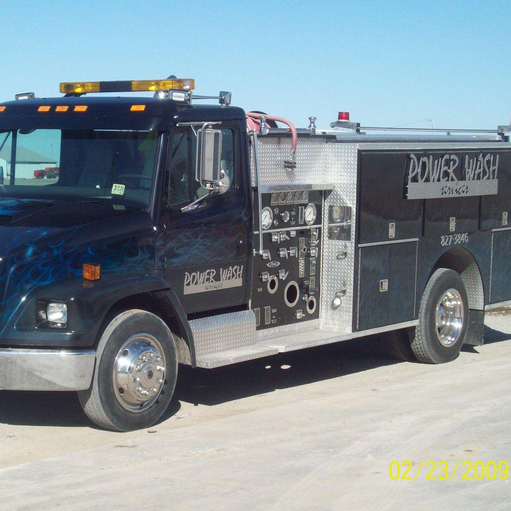 Power Wash Services Inc.