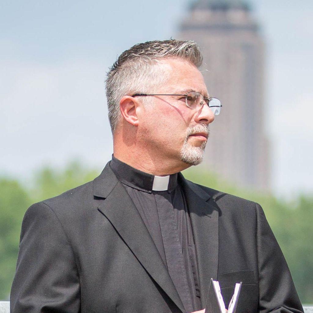 Reverend Martin Wells