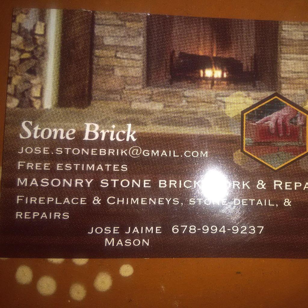stonebrick masonry & remodeling llc