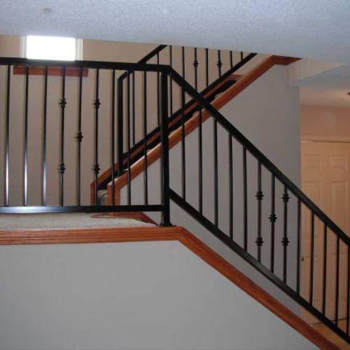 interior Handrailing