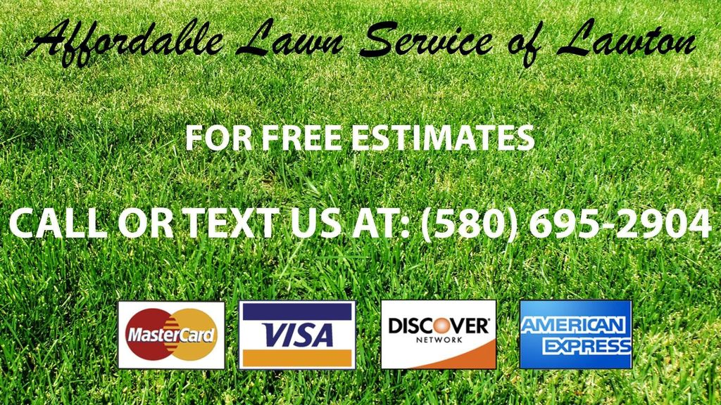 Affordable Lawn Service of Lawton