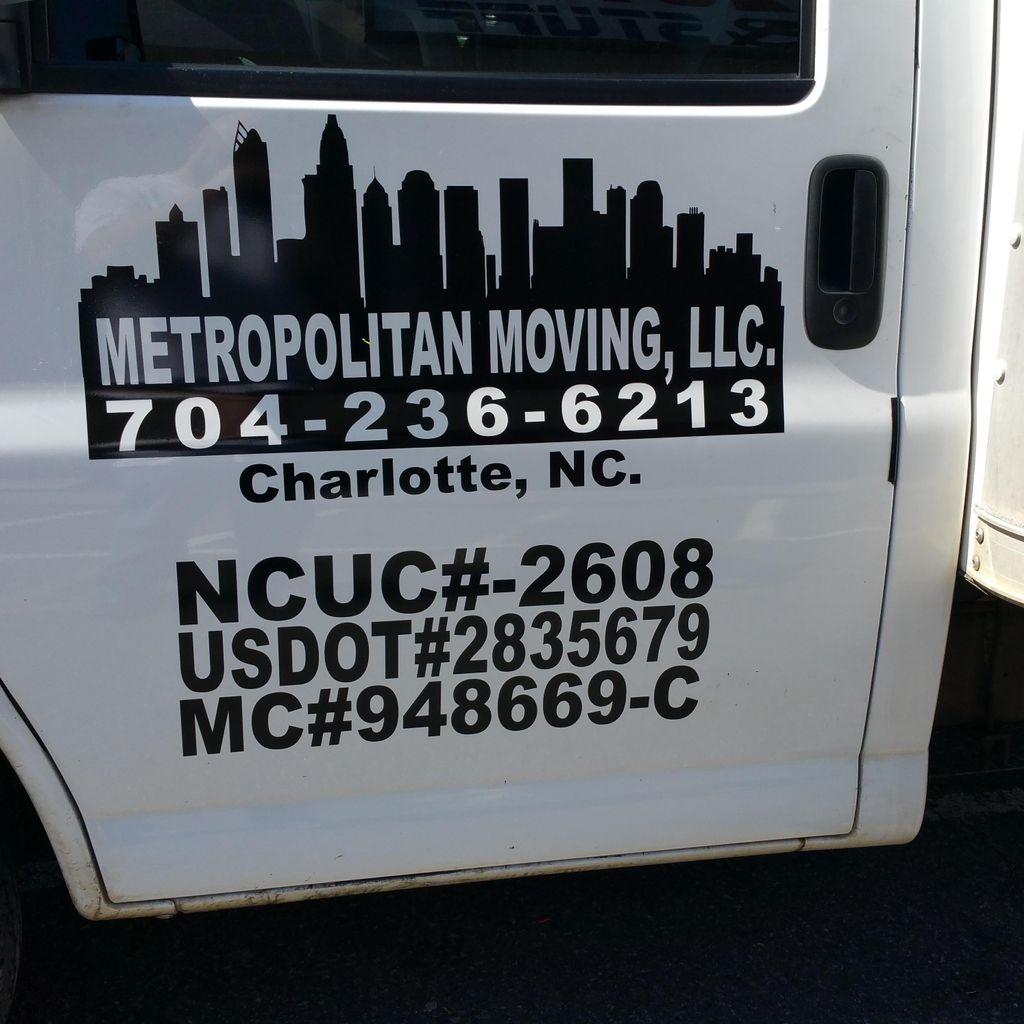 Metropolitan Moving LLC.