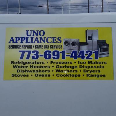 Avatar for Uno appliances Plainfield, IL Thumbtack