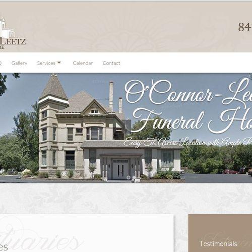 Website Project -  Complete redesign & development, responsive Design, custom Logo