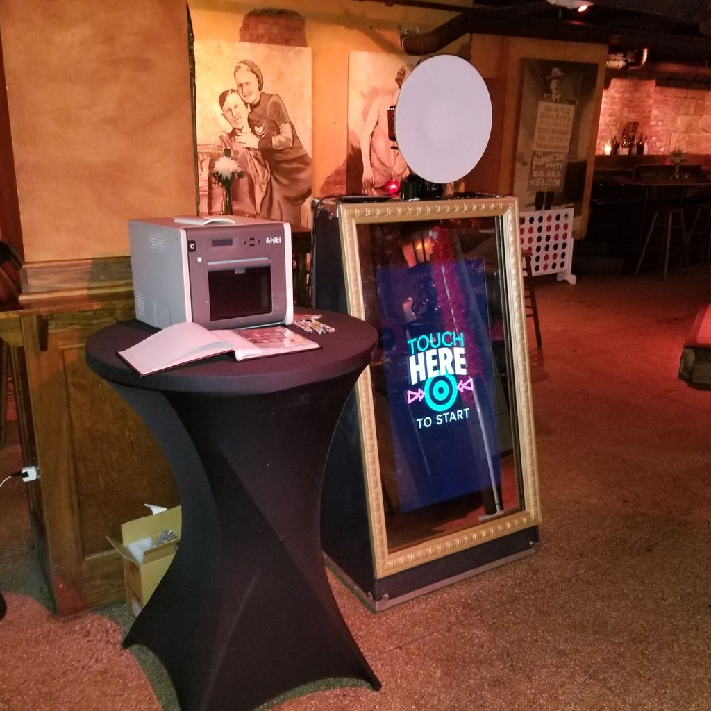 First Choice Photography Photo Booths