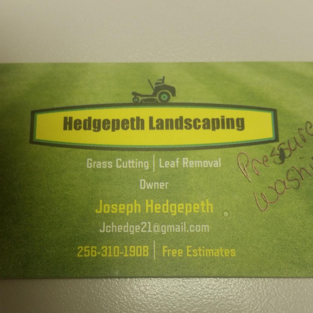 Hedgepeth Landscaping & Pressure Washing