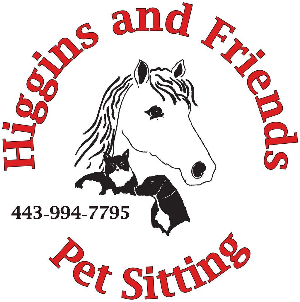 Higgins and Friends Pet Sitting