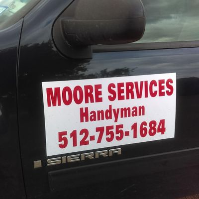 Avatar for Moore Services Bastrop, TX Thumbtack
