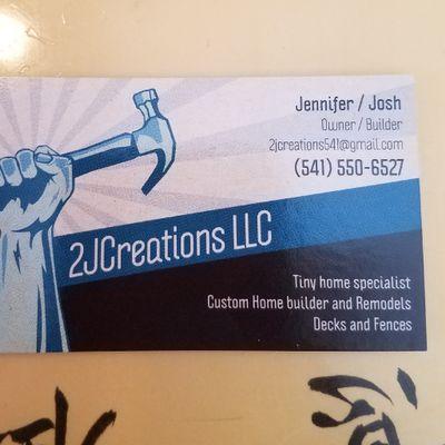 Avatar for 2J Creations Medford, OR Thumbtack
