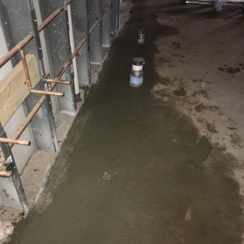 Hillsborough Commerical trenching sealing pic1