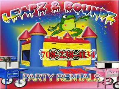 Leapz and Boundz Party Rentals Glenwood, IL Thumbtack