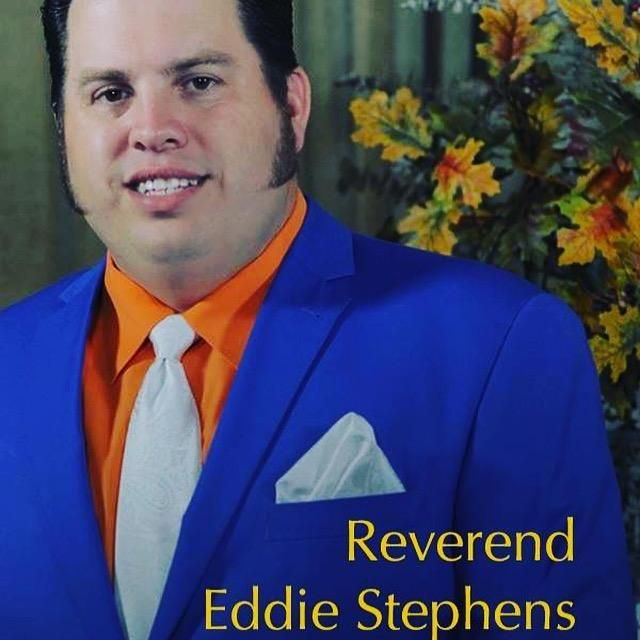 Reverend Eddie Stephens