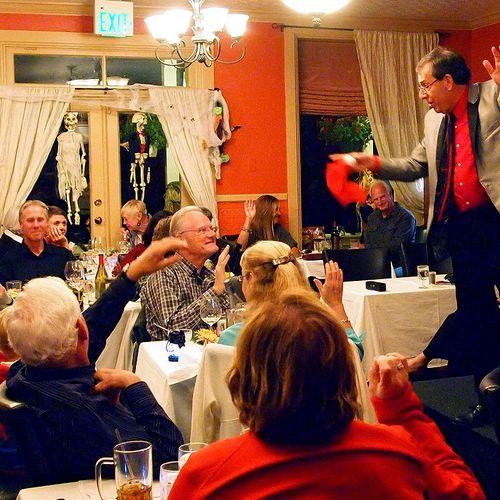 Groveland Hotel Dinner Show