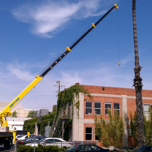 Installing a New 4 Ton Packaged 3Phase Unit in Santa Monica, CA