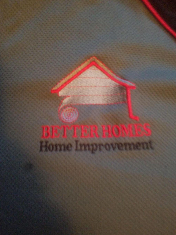 Better Homes Home Improvement /Property management