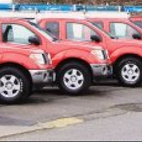 Our licensed technicians are friendly and knowledgeable.  You cant miss them in our red trucks!