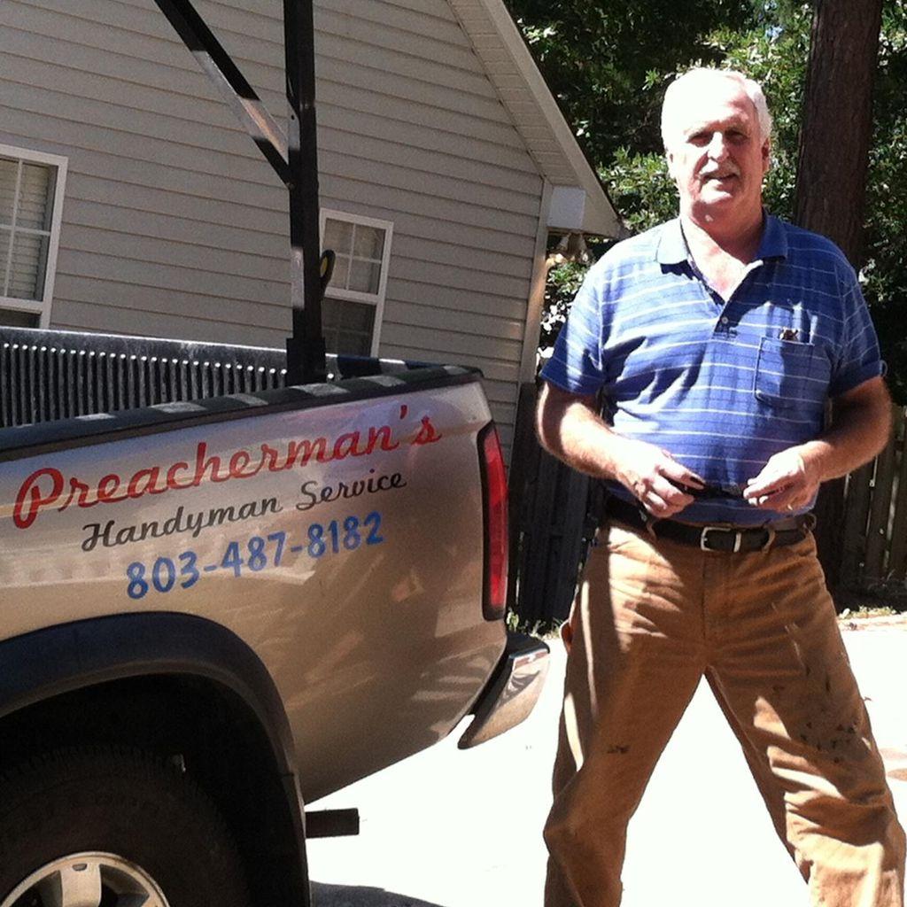 Preacherman's Handyman Service LLC