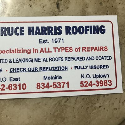 Avatar for Bruce Harris Roofing