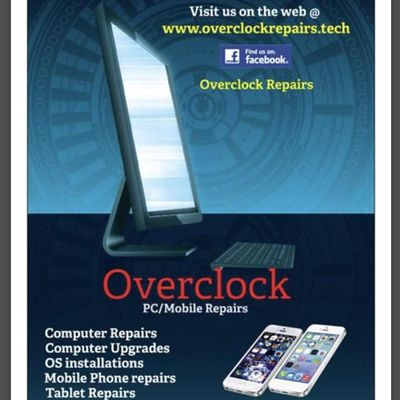 Avatar for Overclock PC/Mobile Repairs Fayetteville, NC Thumbtack