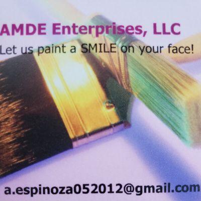 Avatar for AMDE Enterprises