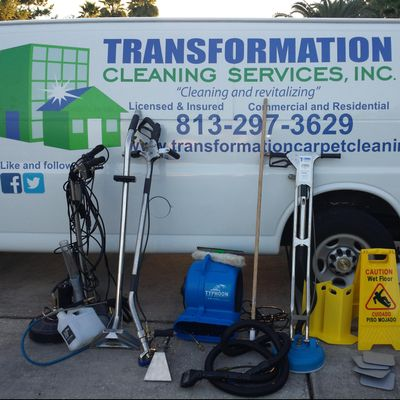 Avatar for Transformation Cleaning Services Wesley Chapel, FL Thumbtack