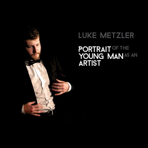 """Album Cover for """"Portrait of the Young Man as an Artist"""""""
