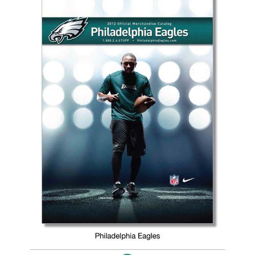 Philadelphia Eagles Team Merchandise Catalog