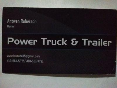 Avatar for Power Truck & Trailer, LLC. Baltimore, MD Thumbtack