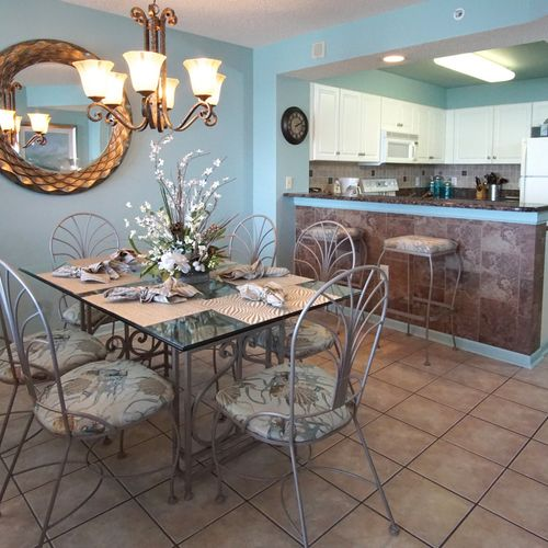 Investment Property Dining Area