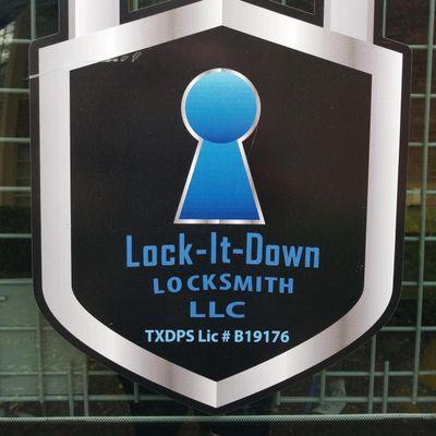 Avatar for Lock-It-Down Locksmith, LLC Carrollton, TX Thumbtack
