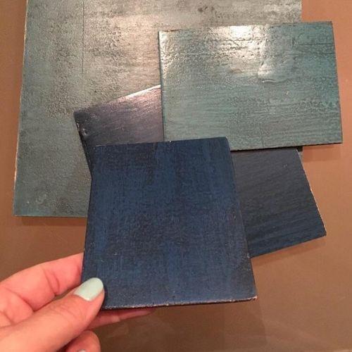 Choosing custom paint finishes