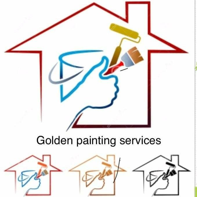 Golden painting services